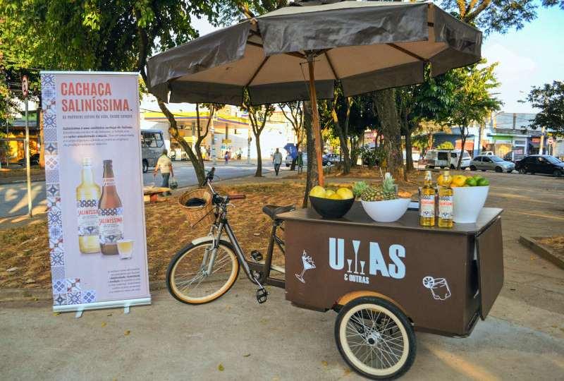 Triciclo bar