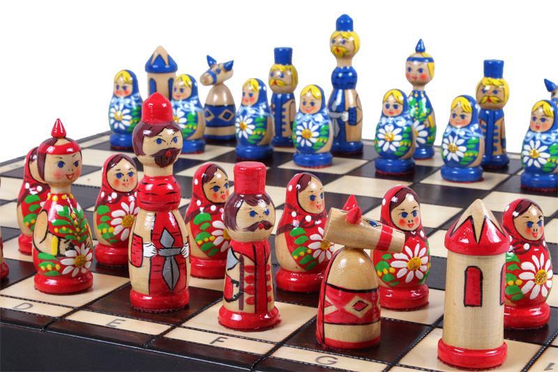 Bonecas tradicionais russas