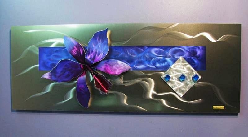 Holografia de orquídea