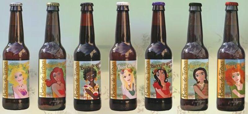 Marca de cerveja artesanal