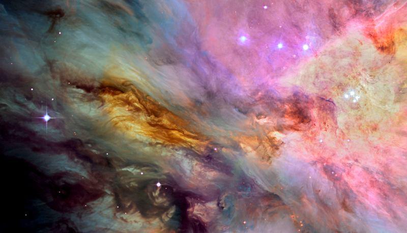 Fotografia tirada pelo Hubble