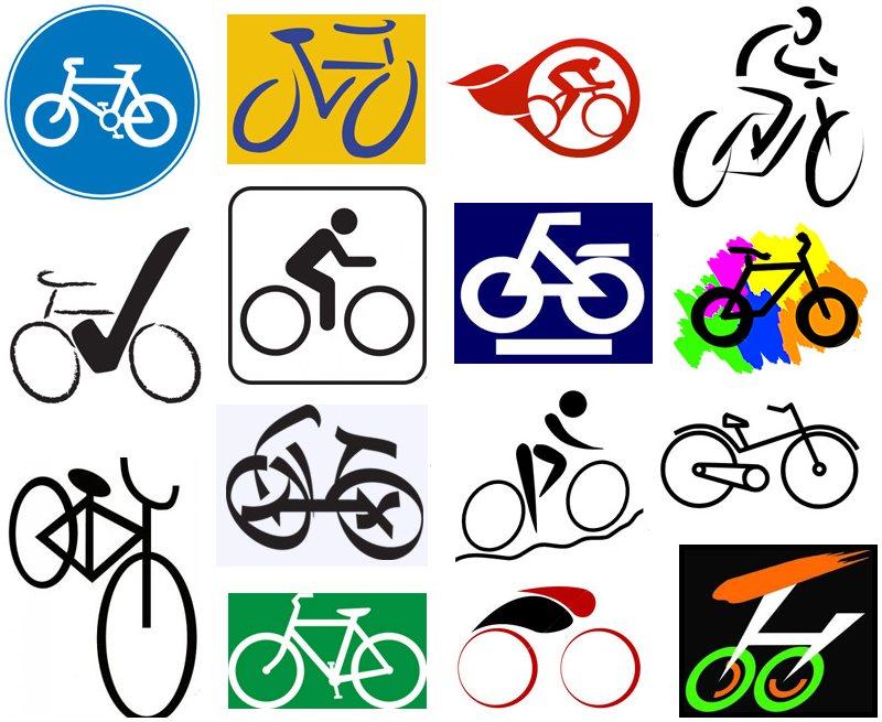Ícones de bicicletas