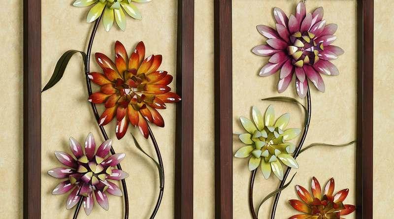 Quadros florais