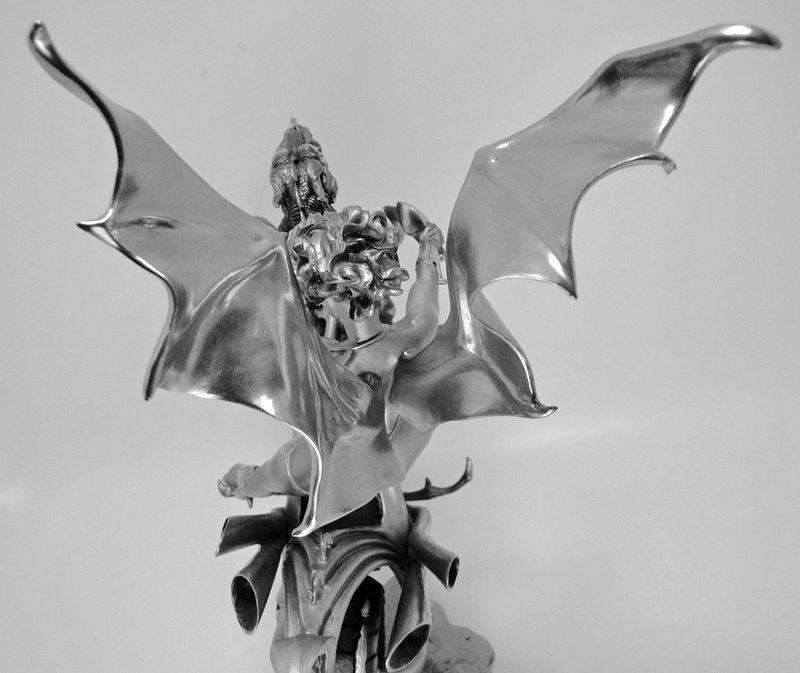 Escultura Fantasy Art