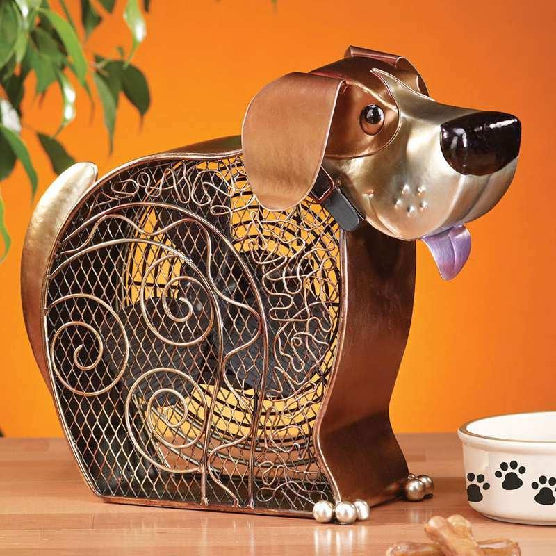 Cãozinho de metal