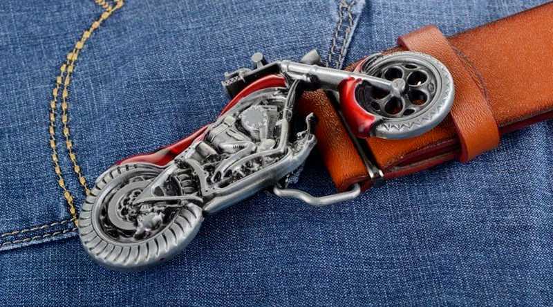Fivela Harley-Davidson
