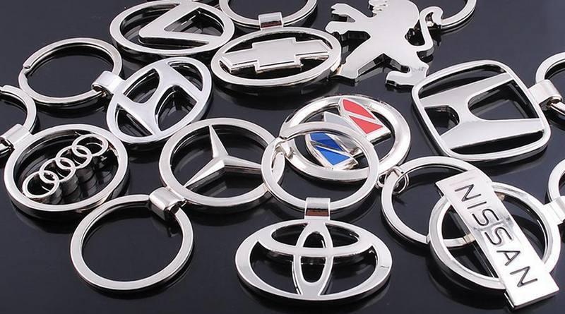 Logos de marcas de automóveis