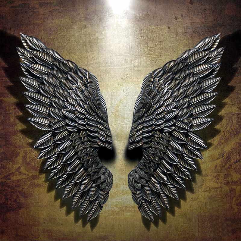 Escultura angelical