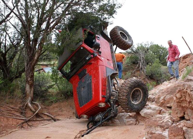 Para-choques dianteiro para off-road