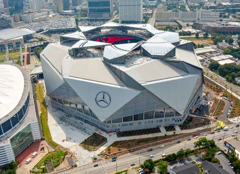 Estádio do Atlanta Falcons