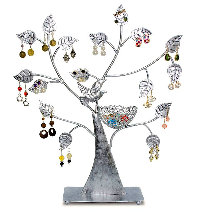 Expositor de joias para balcão