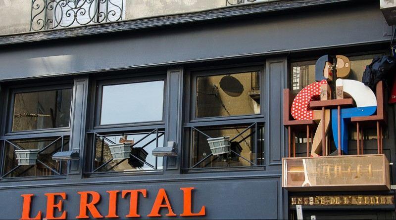 Le Rital, em Nantes