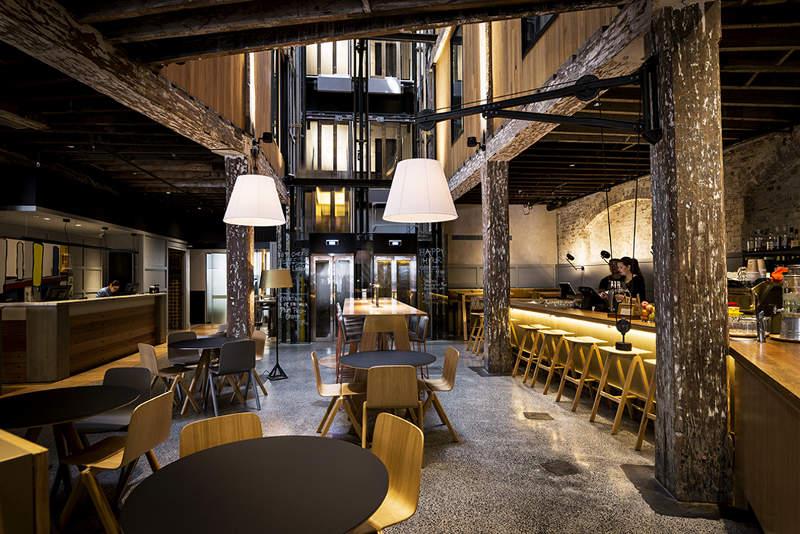Ideias para decoração de bar em hotel