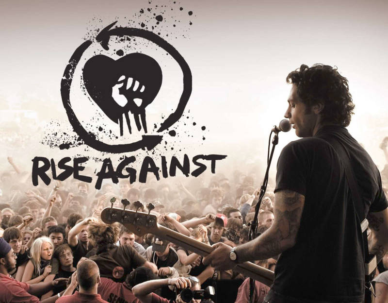 Rise Against punk rock hardcore