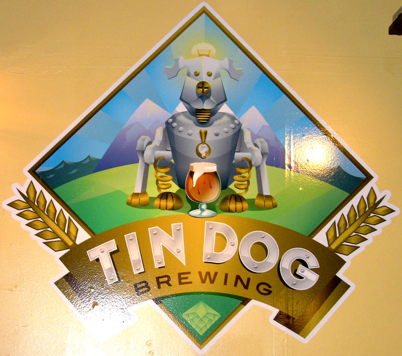 Tin Dog Brewing Seattle