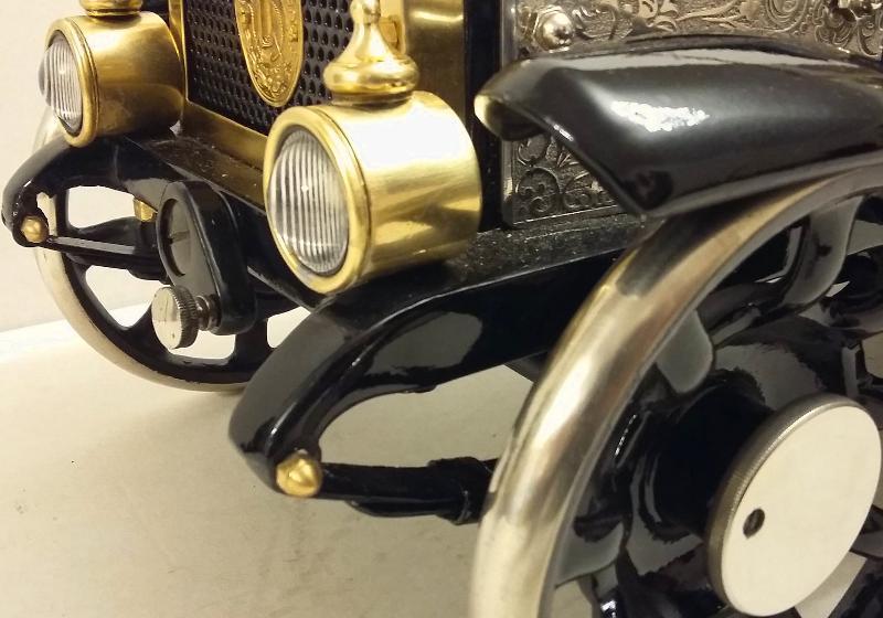 Automóvel steampunk
