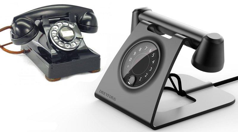 Telefone Dreyfuss 1937