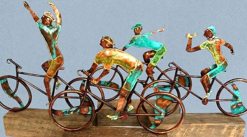 Competição de ciclismo