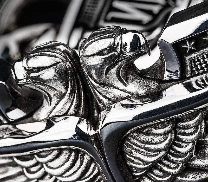 Águia: símbolo do motociclismo