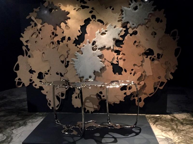 Esculturas de madeira para fundição de metal