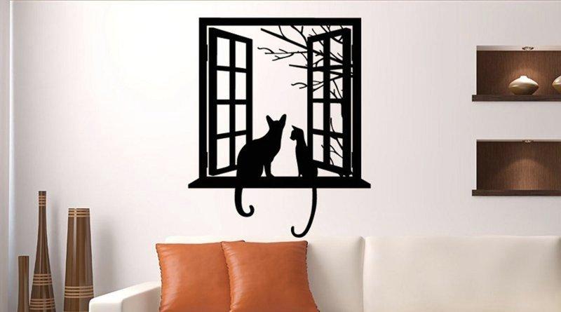 Gatos para decoração de casa