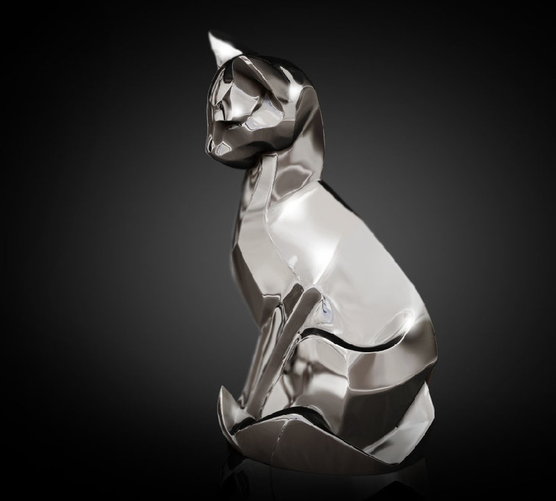 Origami em 3D