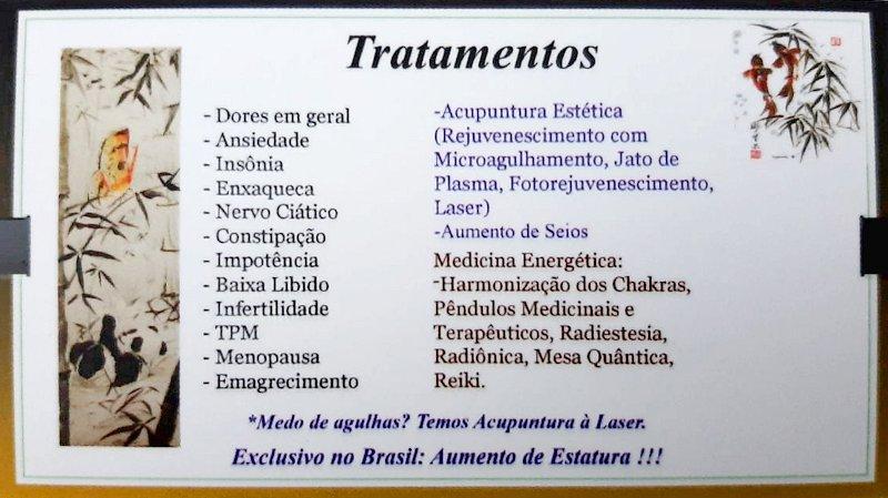Terapeuta holístico Sérgio do Nascimento