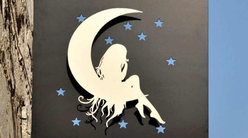 Logomarca de loja esotérica