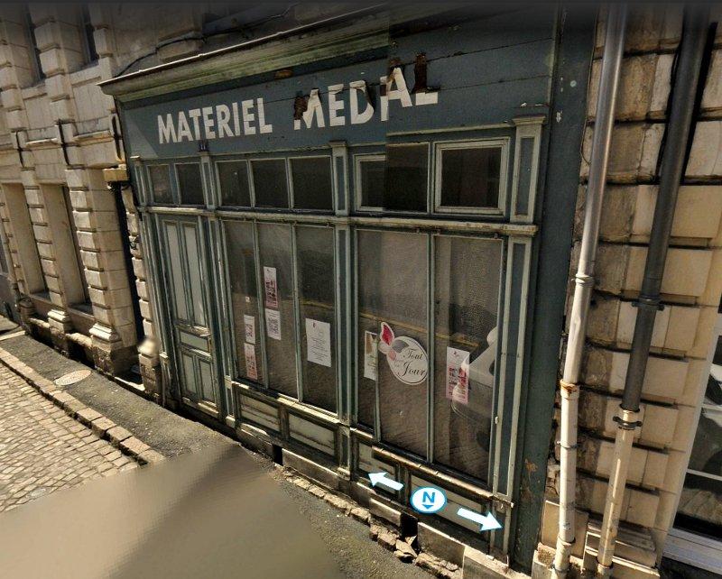 Revitalização de fachada de loja