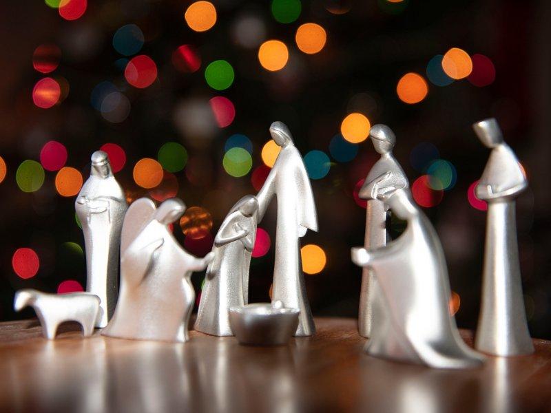 Presente para decoração natalina